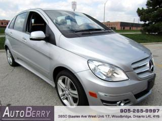 Used 2010 Mercedes-Benz B-Class B200 for sale in Woodbridge, ON