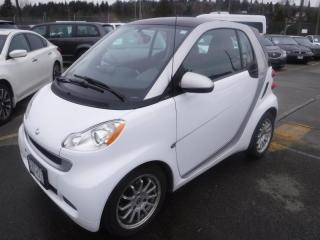 Used 2011 Smart fortwo Passion Coupe for sale in Burnaby, BC