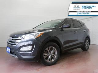 Used 2016 Hyundai Santa Fe Sport 1 OWNER | BLUETOOTH | HTD SEATS | PARK ASSIST  - $104 B/W for sale in Brantford, ON
