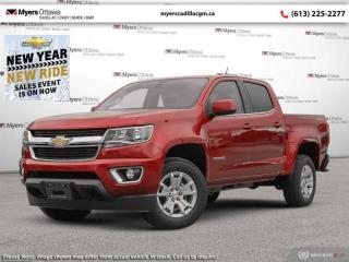 New 2021 Chevrolet Colorado for sale in Ottawa, ON
