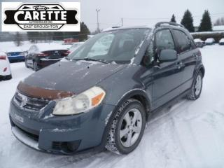 Used 2008 Suzuki SX4 AWD for sale in East broughton, QC