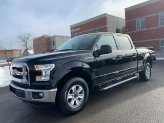 Used 2017 Ford F-150 XLT CREW CAB for sale in Laval, QC