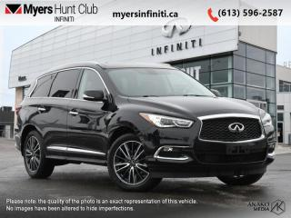 Used 2017 Infiniti QX60 Premium  Sensory Trim - Low Mileage for sale in Ottawa, ON