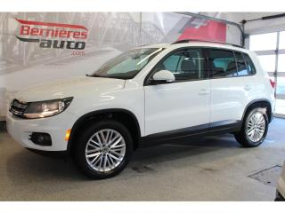 Used 2016 Volkswagen Tiguan Special Edition 4MOTION for sale in Lévis, QC