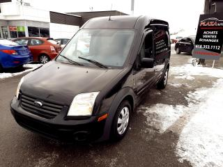 Used 2013 Ford Transit Connect 114.6  XLT w-rear door glass for sale in Beauport, QC