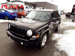 Used 2012 Jeep Patriot 4dr NORTH EDITION for sale in Beauport, QC