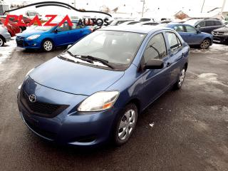 Used 2012 Toyota Yaris 4DR SDN AUTO for sale in Beauport, QC