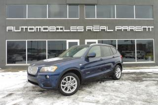 Used 2012 BMW X3 28I XDRIVE - TOIT PANO - for sale in Québec, QC