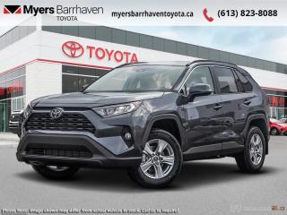 New 2021 Toyota RAV4 XLE AWD  - Sunroof - $242 B/W for sale in Ottawa, ON