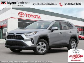 New 2021 Toyota RAV4 XLE  - Sunroof - $235 B/W for sale in Ottawa, ON