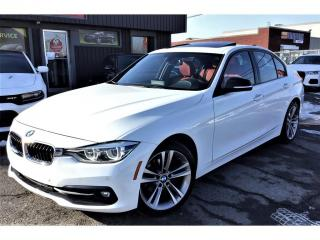 Used 2017 BMW 3 Series 330i xDrive-South Africa-NAVIGATION-CAM RECUL-TOIT for sale in Laval, QC