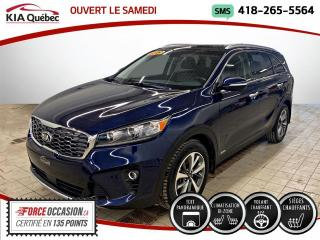 Used 2020 Kia Sorento ** EX ** V6 * AWD * VOLANT CHAUFFANT * T for sale in Québec, QC