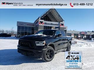 New 2021 RAM 1500 Rebel  - $427 B/W for sale in Ottawa, ON