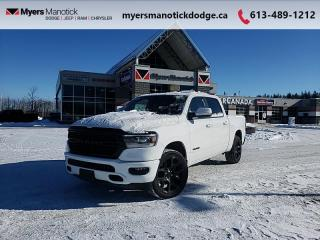 New 2021 RAM 1500 Sport  -  Android Auto -  Apple CarPlay - $365 B/W for sale in Ottawa, ON