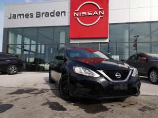 Used 2017 Nissan Sentra S for sale in Kingston, ON