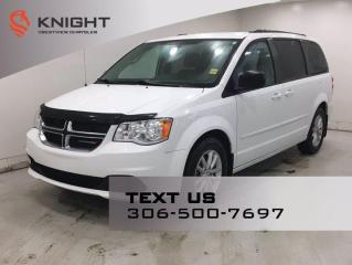 Used 2016 Dodge Grand Caravan SXT Plus | DVD | for sale in Regina, SK