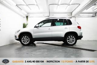 Used 2017 Volkswagen Tiguan 4MOTION Wolfsburg Edition + toit for sale in Québec, QC