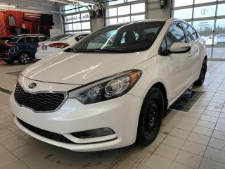 Used 2015 Kia Forte *LX+*AIR*SIÈGES CHAUFF*BLUETOOTH* for sale in Québec, QC