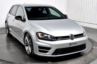 Used 2017 Volkswagen Golf R R DSG CUIR GPS for sale in Île-Perrot, QC