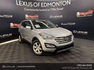 Used 2013 Hyundai Santa Fe 2.0T  LIMITED for sale in Edmonton, AB