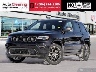New 2021 Jeep Grand Cherokee 80th Anniversary for sale in Saskatoon, SK