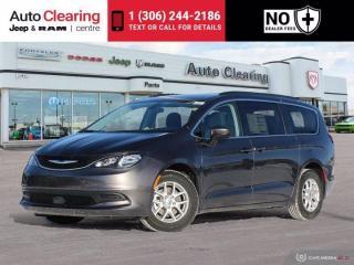 New 2021 Chrysler Voyager LX for sale in Saskatoon, SK