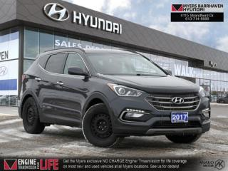Used 2017 Hyundai Santa Fe Sport Premium  - Heated Seats - $131 B/W for sale in Nepean, ON