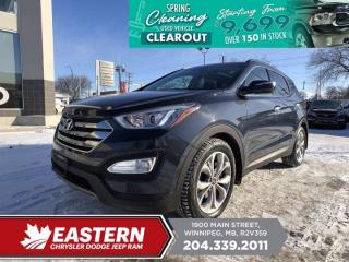 Used 2016 Hyundai Santa Fe Sport Limited Adventure Edition | Pano Sunroof | for sale in Winnipeg, MB