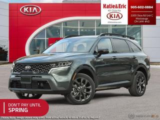 New 2021 Kia Sorento 2.5T X-Line for sale in Mississauga, ON