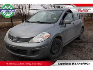 Used 2008 Nissan Versa 5dr HB I4 Man 1.8 S for sale in Whitby, ON