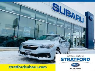 New 2021 Subaru Impreza Touring w/ Eyesight for sale in Stratford, ON