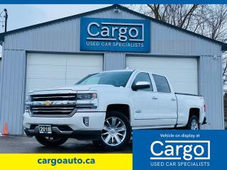 Used 2018 Chevrolet Silverado 1500 High Country for sale in Stratford, ON