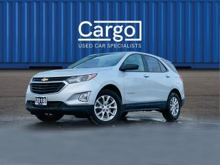 Used 2018 Chevrolet Equinox LS for sale in Stratford, ON