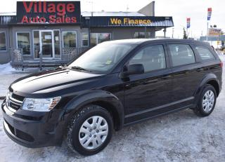 Used 2017 Dodge Journey CVP/SE LOW KM! CRUISE CONTROL! DUAL A/C! AUX! for sale in Saskatoon, SK