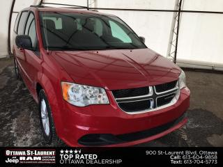 Used 2016 Dodge Grand Caravan SE/SXT THIRD ROW STOW N GO, KEYLESS ENTRY, AIR CONDITIONING for sale in Ottawa, ON