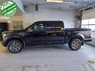Used 2016 Ford F-150 for sale in Selkirk, MB