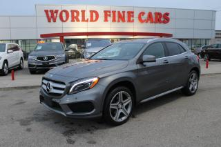Used 2016 Mercedes-Benz GLA | Accident Free | Ontario Car | AWD for sale in Etobicoke, ON