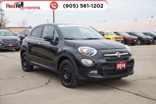 Used 2016 Fiat 500 X Lounge for sale in Hamilton, ON