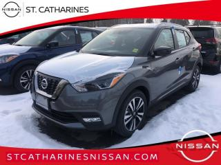 New 2020 Nissan Kicks SR for sale in St. Catharines, ON