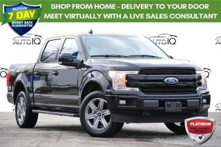 Used 2018 Ford F-150 Lariat LARIAT 501A SPORT | 2.7L ENGINE | SYNC 3 for sale in Kitchener, ON
