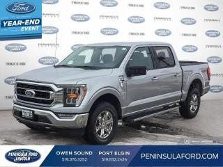 New 2021 Ford F-150 XLT - $329 B/W for sale in Port Elgin, ON