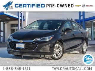 Used 2019 Chevrolet Cruze LT for sale in Kingston, ON