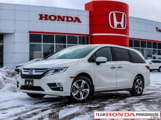 Used 2019 Honda Odyssey EX-L Navi--1 Owner--No Accidents--Remote Starter--Leather--Navi for sale in Milton, ON