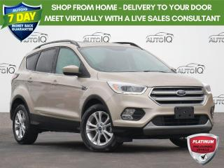 Used 2018 Ford Escape SEL | FWD | PANORAMIC ROOF | NAVIGATION | SIRIUS | ONE OWNER for sale in Waterloo, ON
