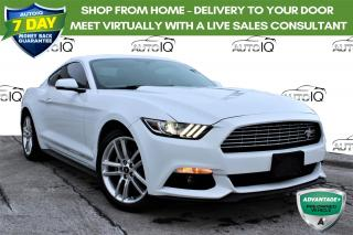 Used 2016 Ford Mustang EcoBoost Premium NAVIGATION! LEATHER! CERTIFIED !! for sale in Hamilton, ON