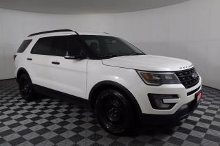 Used 2017 Ford Explorer Sport AWD, NAVIGATION, HEATED & COOLED SEATS for sale in Huntsville, ON