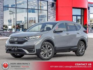 New 2021 Honda CR-V Sport for sale in Huntsville, ON