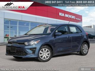 New 2021 Kia Rio 5-Door LX+ for sale in Calgary, AB