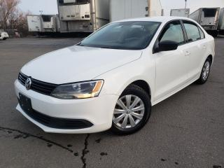 Used 2013 Volkswagen Jetta TRENDLINE+ for sale in Brampton, ON