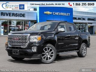 New 2021 GMC Canyon Denali for sale in Brockville, ON